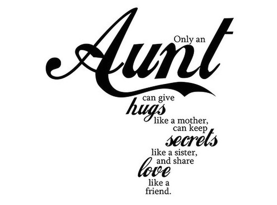 Quotes For Niece From Aunt: {30 To 30} Be Nicer To My Niece