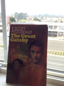 """Gatsby looks out into South San Francisco. Wonders to himself, """"I should have stayed in the west ... West Coast is the best coast."""""""