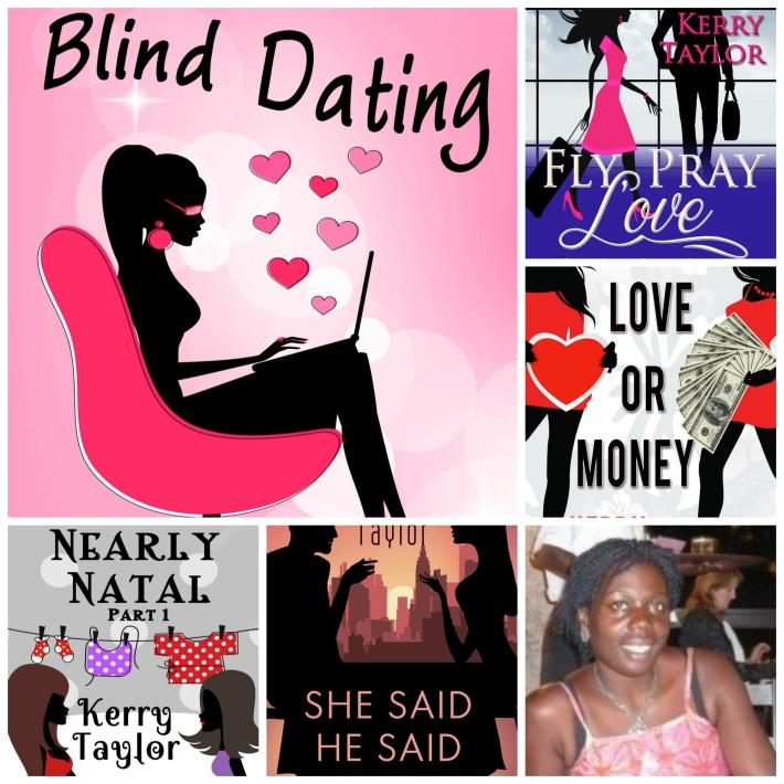 Author Kerry Taylor has published three poetry books and five romantic comedies. Click here to read  a synopsis from each of her books and to buy them on Amazon