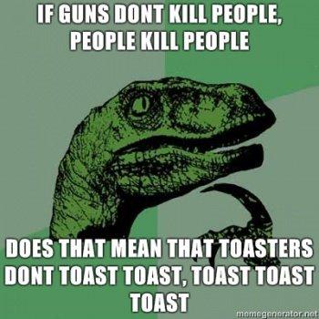 Philosoraptor Toast