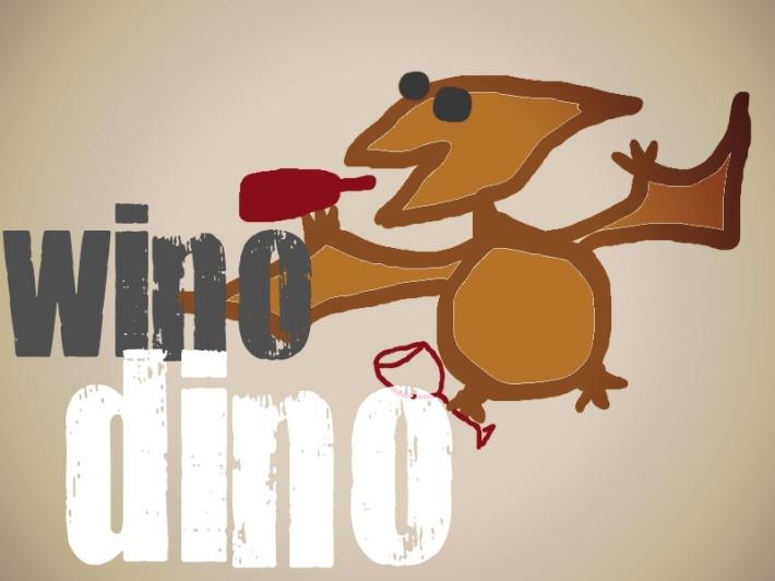 wino_dino2 RIBBET